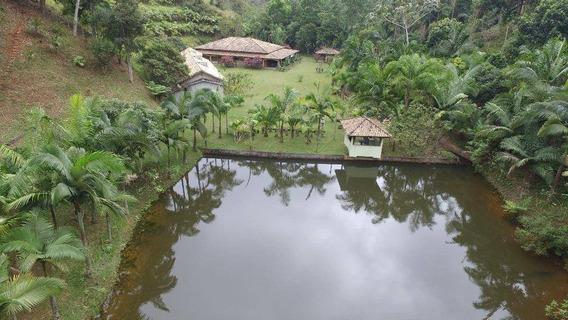 Sítio Com 6 Dormitórios À Venda, 167000 M² Por R$ 3.900.000,00 - Turvo - São José Dos Campos/sp - Si0124