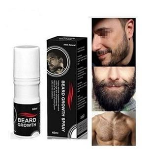 Liquido Crecimiento De Barba Piel Facial 60ml (1 Und) 031036