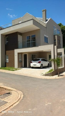 Casa Em Condomínio Para Locação Em Curitiba, Campo Comprido, 4 Dormitórios, 4 Suítes, 6 Banheiros, 5 Vagas - 193