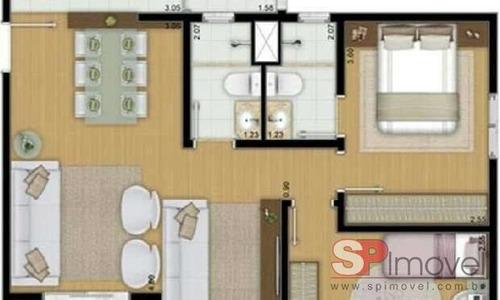 Apartamento Para Venda Por R$440.000,00 - Vila Guilherme, São Paulo / Sp - Bdi19516