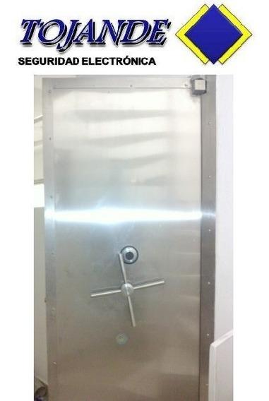 Puerta Blindada Para Bóveda De Alta Seguridad Tojande