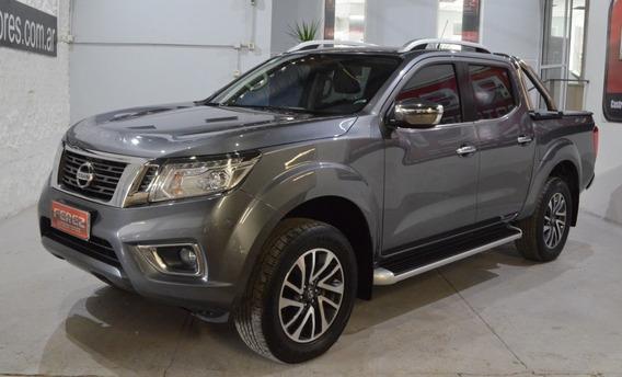 Nissan Np 300 Frontier Le 4x2 Diesel 2016 Gris Muy Buen Est