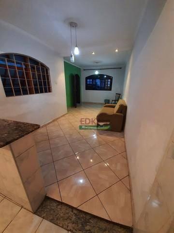 Imagem 1 de 6 de Casa Com 3 Dormitórios À Venda, 80 M² Por R$ 180.000,00 - Jardim Santa Tereza - Taubaté/sp - Ca6190