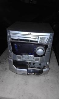 Mini Componente Jvc Mx - J10 Para Repuestos
