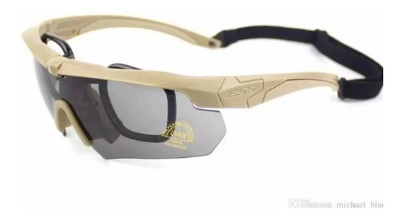 Lentes Ess Crossbow Color Kaki