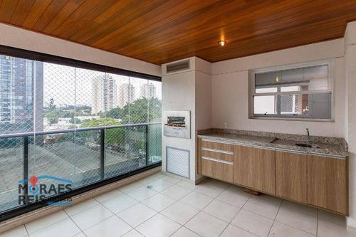 Apartamento À Venda, 105 M² Por R$ 990.000,00 - Chácara Santo Antônio - São Paulo/sp - Ap16132