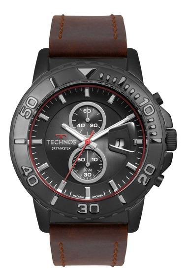 Relógio Technos Masculino Cronógrafo Os11eb/2p