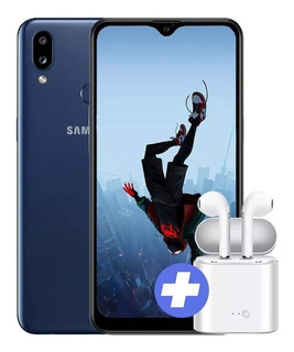 Samsung A10s 2/32 Modelo Superior A A10 + Auric Inalam