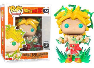 Funko Pop! Legendary Super Saiyan Broly 6 623