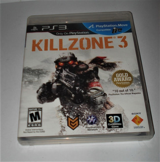 Killzone 3 - Ps3 Fisico