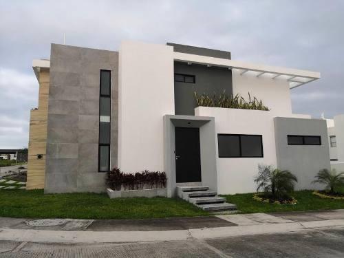 Casa Sola En Venta Punta Tiburon Residencial Marina & Club De Golf