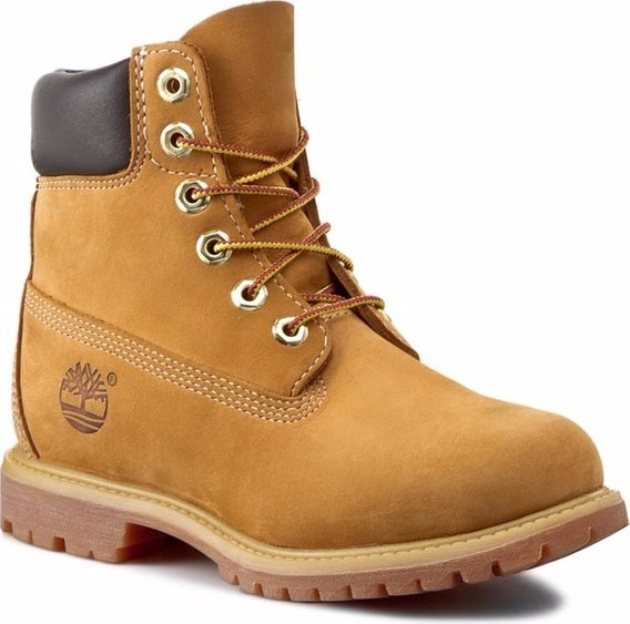 Bota Hombre Timberland 6 In Premium Boot Cuero