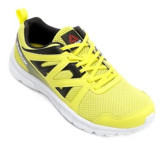 Reebok Tênis Run Supreme 2.0 Amarelo - Pronta Entrega