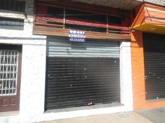 Salão Para Alugar, 80 M² Por R$ 2.000,00/mês - Alto Da Mooca - São Paulo/sp - Sl0143