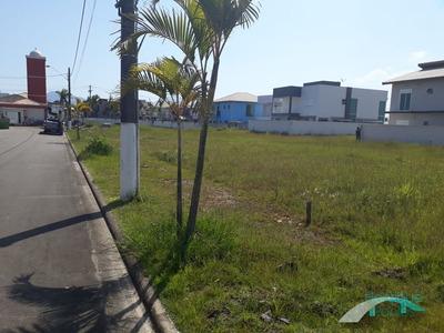 Terreno No Bougainvilée Iv - Aceita Carro E Parcelamento - Peruíbe/sp - Te00121 - 33691241