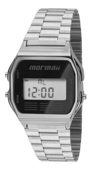 Relógio Mormaii Digital Retrô Unissex Mojh02aa/3p