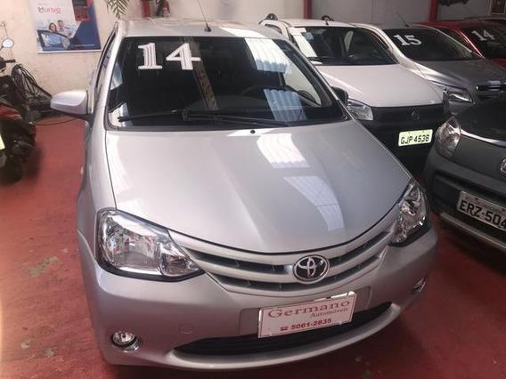 Toyota Etios X 1.3 Prata 2013/2014 Prata