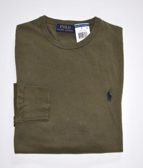 Suéter Polo Ralph Lauren Tamanho Gg Xl Masculino Original