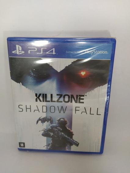 Jogo Killzone Shadow Fall Ps4 Novo