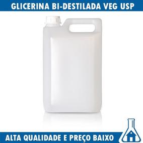 Glicerina Bi-destilada Vegetal Usp 20 Litros