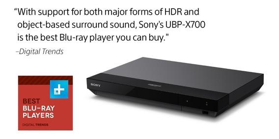 Sony 4k Uhd Blu-ray Player - Ubp-x700