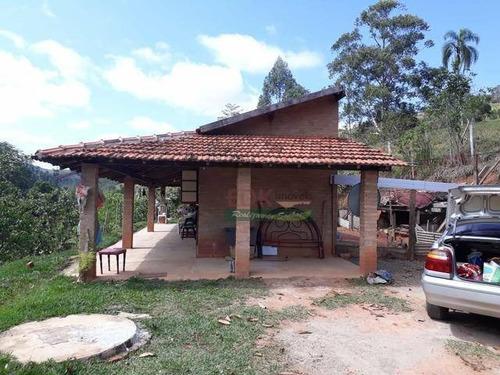 Imagem 1 de 4 de Chácara Com 1 Dormitório À Venda, 3000 M² Por R$ 297.000,00 - Taboão - Taubaté/sp - Ch0259