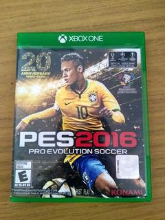 Pes 2016 Xbox One Físico