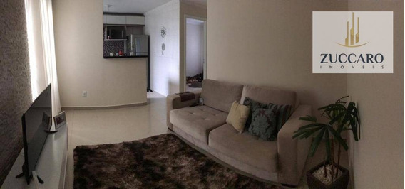 Apartamento Com 2 Dormitórios À Venda, 58 M² Por R$ 195.000 - Vila Alzira - Guarulhos/sp - Ap13237