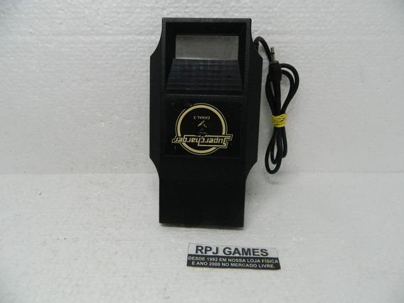 Cartucho Super Charger Canal 3 P/ Atari - P/ Rodar Jogos K7