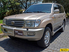 Toyota Land Cruiser 100 Vxr Sahara