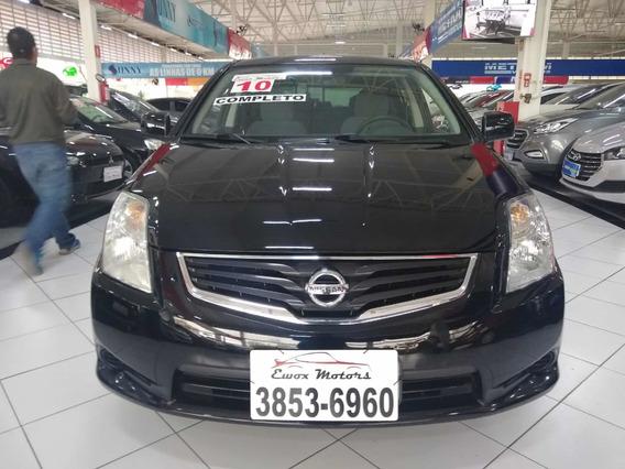 Nissan Sentra 2.0 Flex Super Oferta Troco E Financio S/ Entr