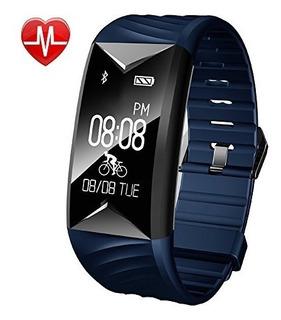 Willful Fitness Tracker Reloj De Fitness Monitor De Ritmo Ca
