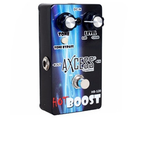 Pedal P/guitarra Giannini Hot Boost Hb-120 #2062