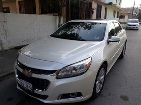 Chevrolet Malibú Lt 2014 El Mas Equipado