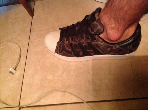 Zapatillas adidas Súper Star Camufladas 42 1/2