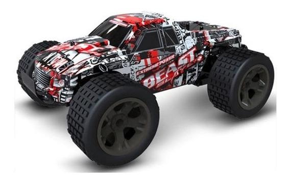 Carrinho Controle Remoto 4x4 Rock Bateria Rc Carro Elétrico