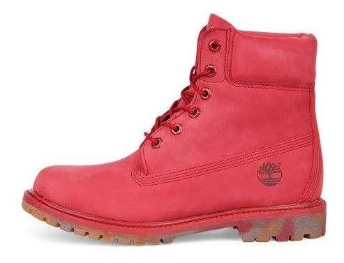 Bota Timberland Premium 6 Inch Boot Feminina 100% Original