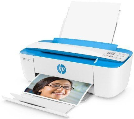 Impressora Multifuncional Hp Deskjet Advantage 3776 Wireless
