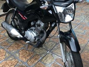 Cg Fan 125cc 2014/2015 Partida Elétrica
