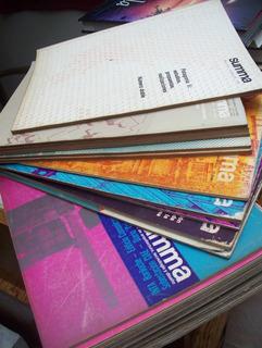 Imperdible Coleccion De Revistas Summa De Arquitectura!!!