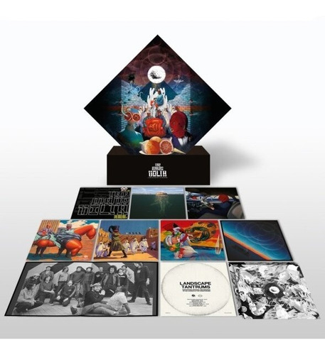 The Mars Volta La Realidad De Los Suenos Box Set
