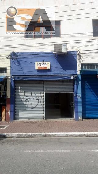 Galpão Salão Em Vila Romanópolis - Ferraz De Vasconcelos - 2911