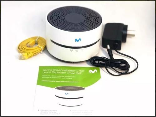 Repetidor /amplificador Wifi 2,4ghz Y 5ghz Movistar Nuevo
