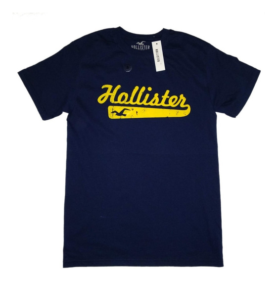 Playeras Lote 3 Pz, Hollister, American Eagle, Aeropostale
