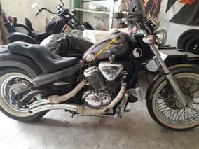 Honda Vt 600cc Shadow
