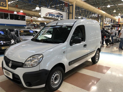 Renault Kangoo 1.6 Express 16v Flex 3p Manual 2016/2017