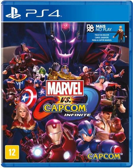 Marvel Vs Capcom Infinite 1ª Digital Psn