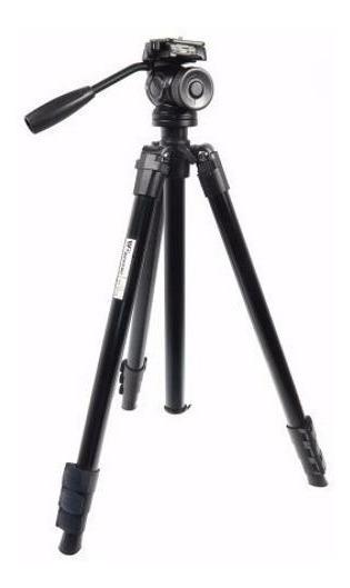 Tripé Universal Fotográfico Profissional Nikon Canon Wt 6734