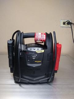 Arrancador Para Auto Con Compresor De Aire Marca Schumacher