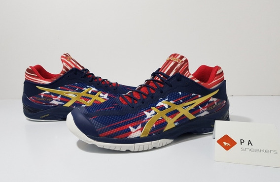 Tênis Asics Gel Court Ff Limited Edition Nyc